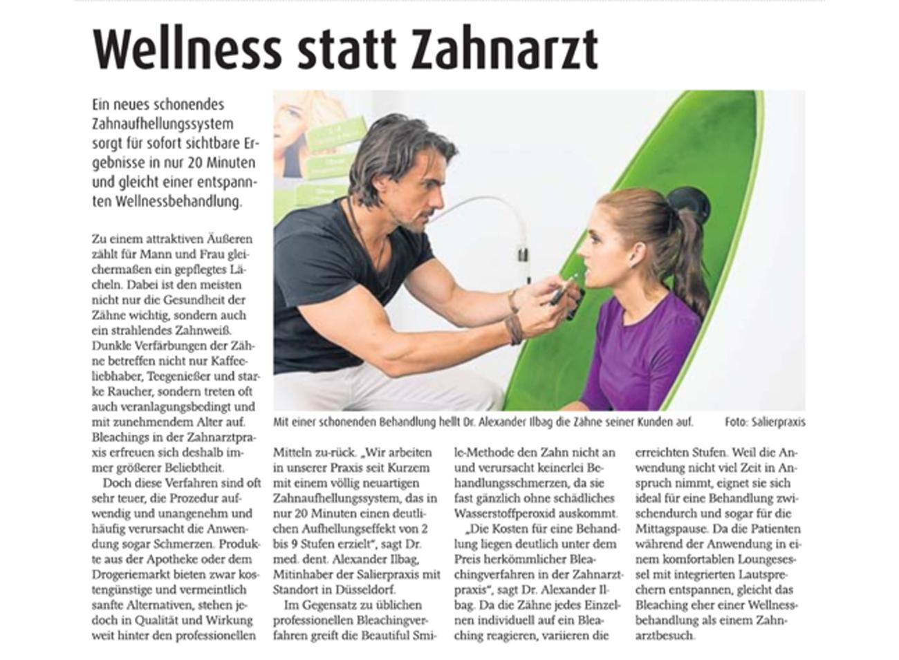 Düsseldorfer Anzeiger 11.08.2015