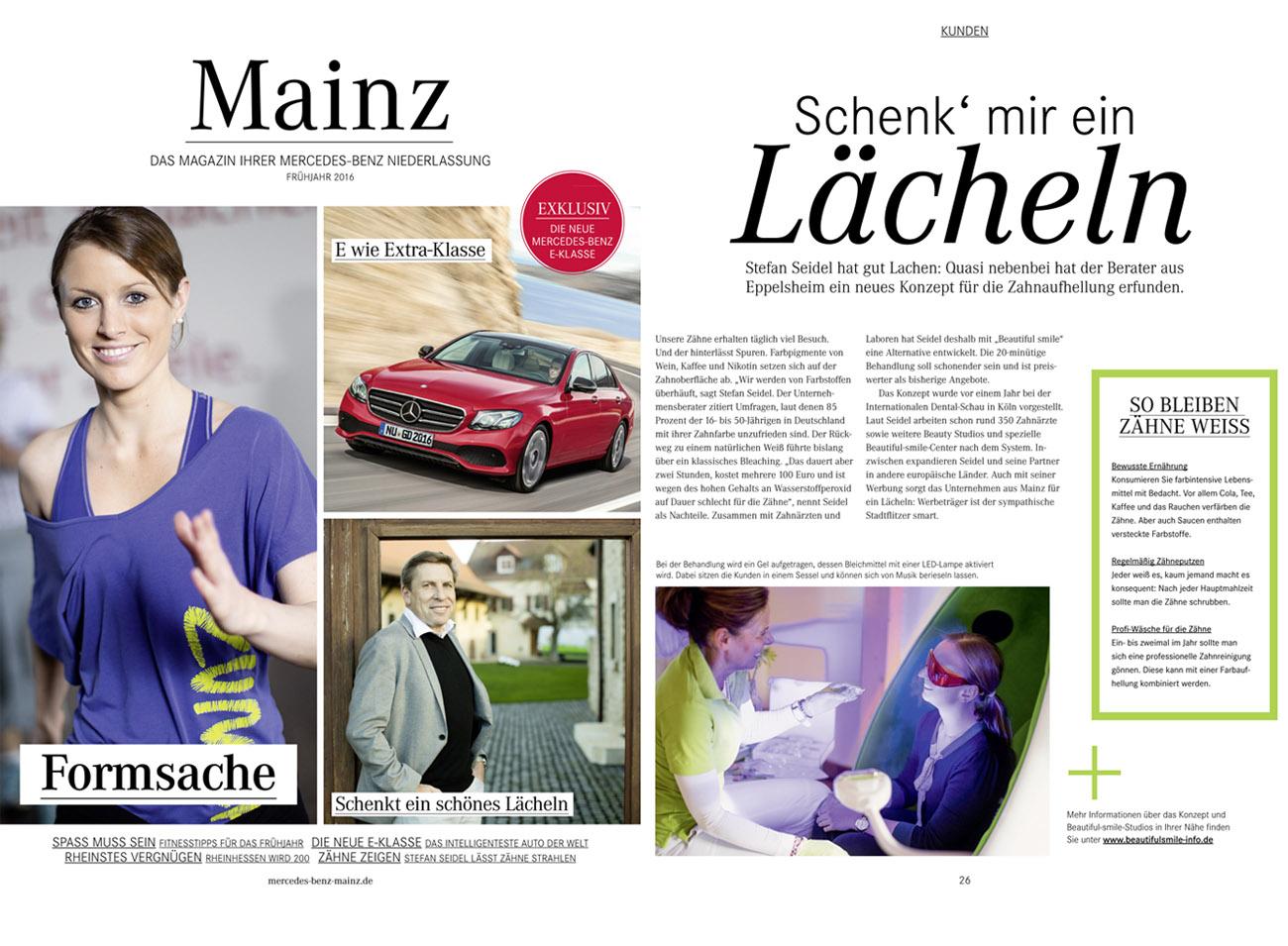 Mercedes Benz Magazine 01 2016