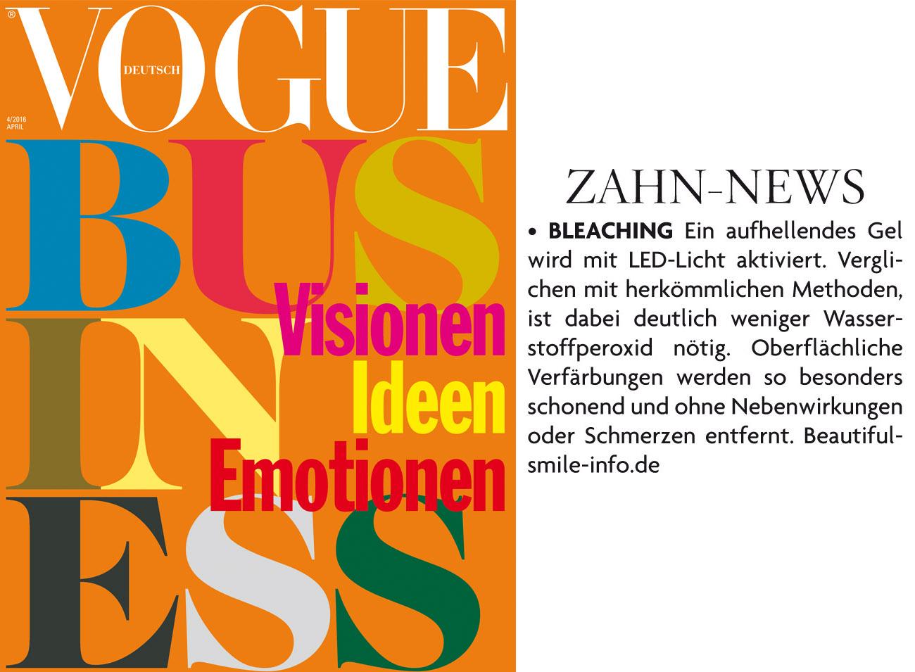 Vogue Business 09.03.2016