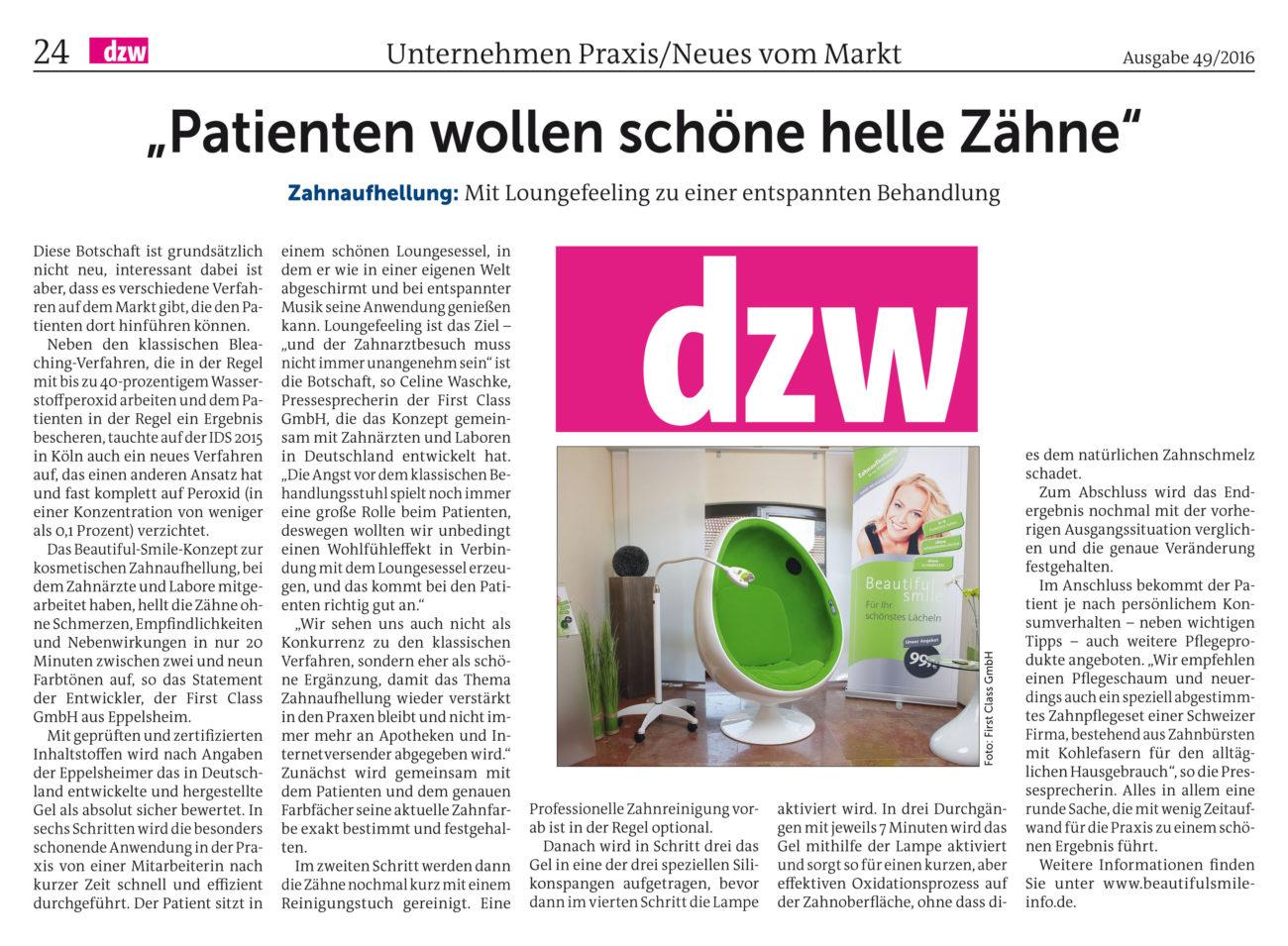 DZW Ausgabe 49, 2016
