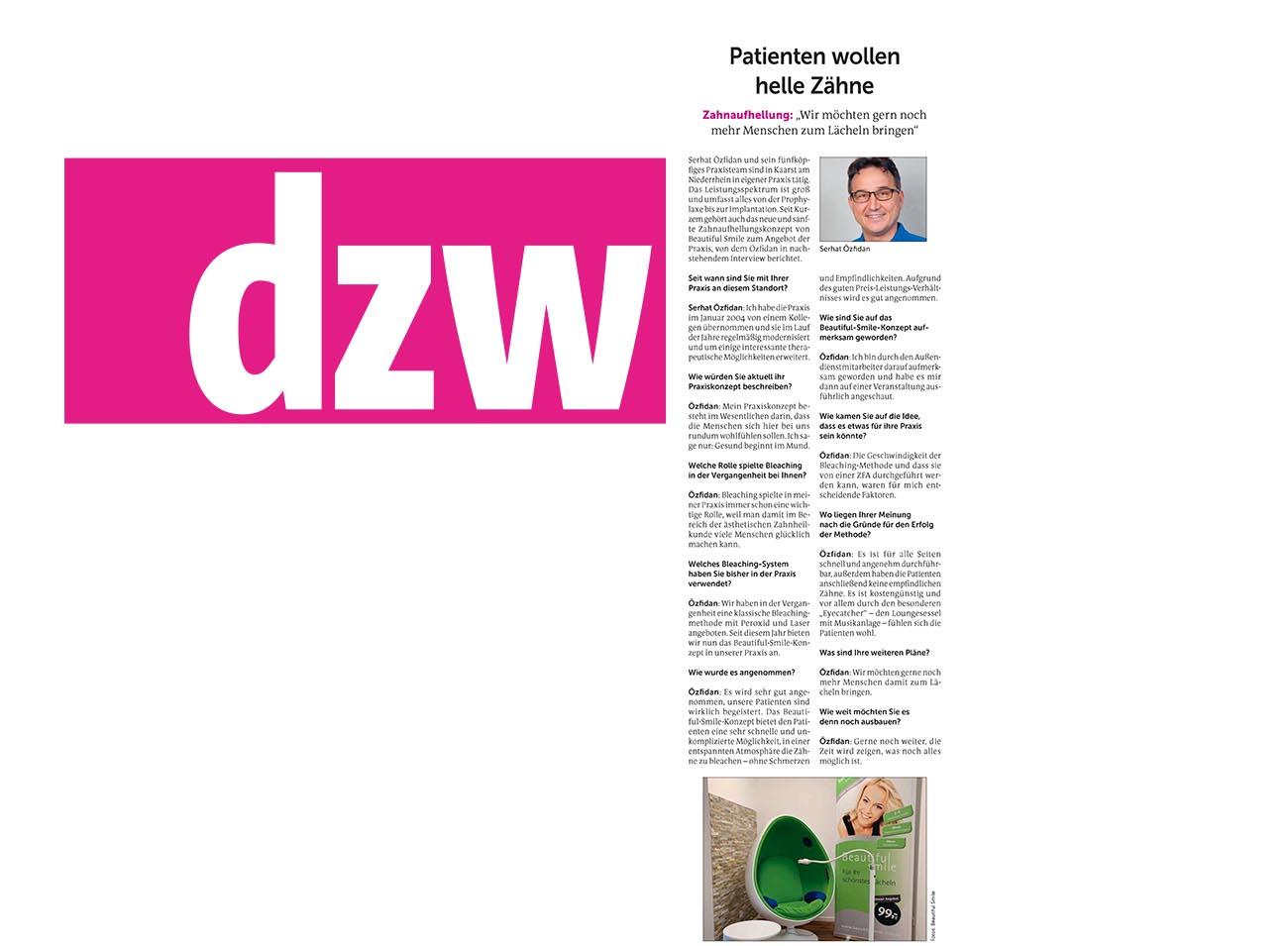 DZW Ausgabe 42/2019