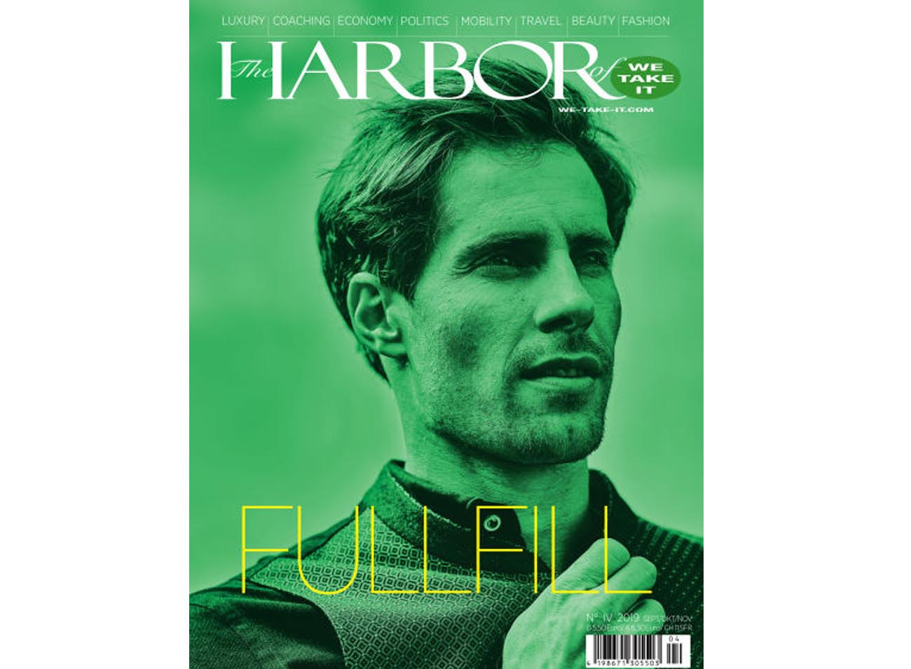 Harbor Magazin 04.2019
